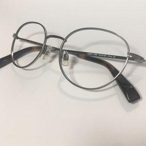 Warby parker henry eye glasses.